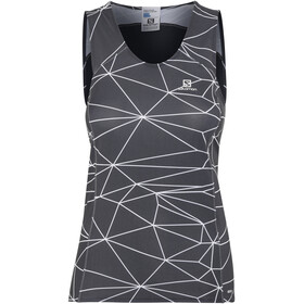 Salomon Comet Tank Women graphite